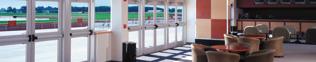 Loss prevention window film header